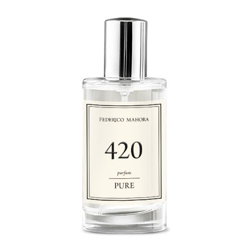 FM 420 Pure Fragrance - 50ml Parfum