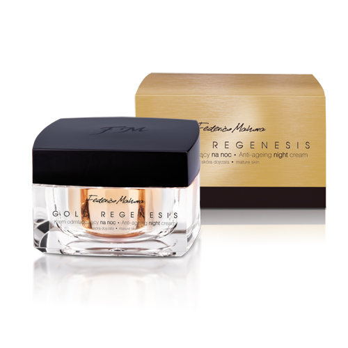 FM Gold Regenesis - Anti Ageing Night Cream - 50ml